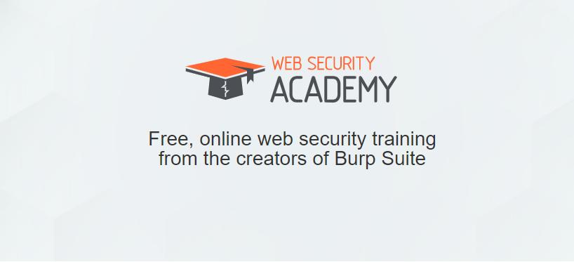 Web Security Academy